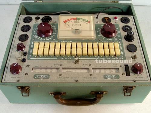 Jackson 648A restored