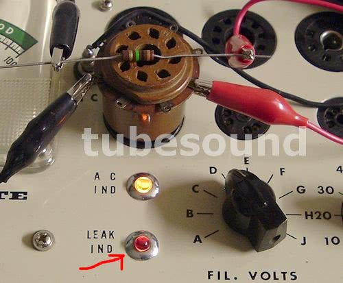 TE-50 leakage test
