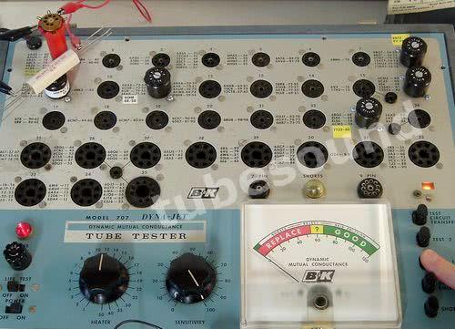 BK 707, balance control