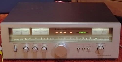 Kenwood KT-917 FM Stereo Tuner