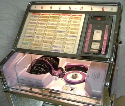 TubeSound » Blog Archive » Free playing a Rockola 1493 Princess Jukebox