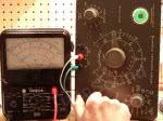 2 microamp paper-mica leakage calibration