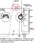 Heathkit modifications to achieve accurate voltages