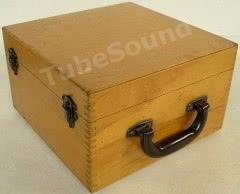 NRI 70 beautiful hardwood case