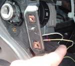 Identifying the yellow Passlock wire
