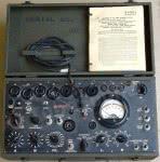 Signal Corp I-177 tube tester