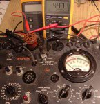 I-177 signal voltage test