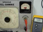 Caution: Voltage pot surfaces are live with high voltage.