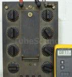 Fluke 10 testing 876-ohms