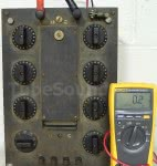 Fluke 179 testing 0-ohms