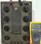 Fluke 179 testing 19989-ohms