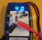 100uf high-esr and low capacitance