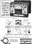 Triplett 3413A factory advertisement